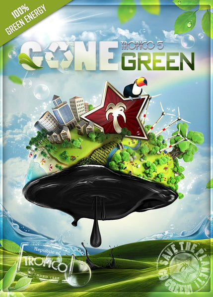 Tropico 5: Gone Green - Oynasana