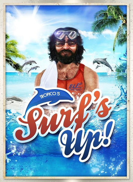 Tropico 5: Surf's Up - Oynasana