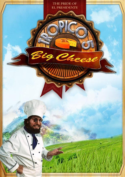 Tropico 5: The Big Cheese - Oynasana