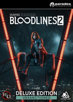 Vampire: The Masquerade - Bloodlines 2: Unsanctioned Edition - Oynasana