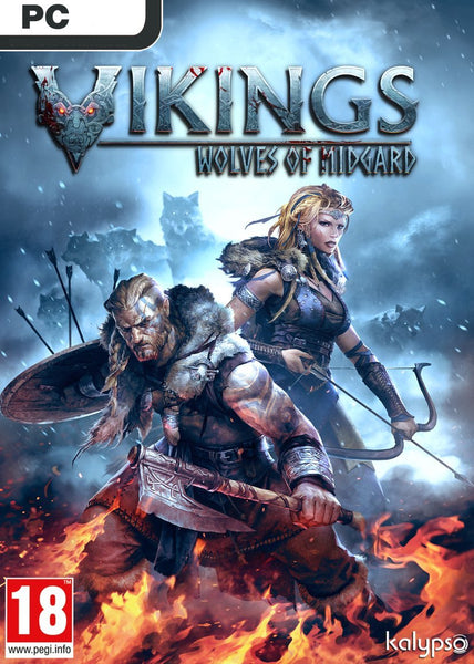Vikings - Wolves of Midgard - Oynasana
