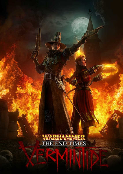 Warhammer: End Times - Vermintide Collector's Edition - Oynasana