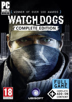 Watch_Dogs Complete Edition - Oynasana