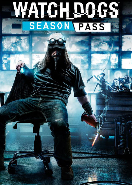Watch_Dogs Season Pass - Oynasana