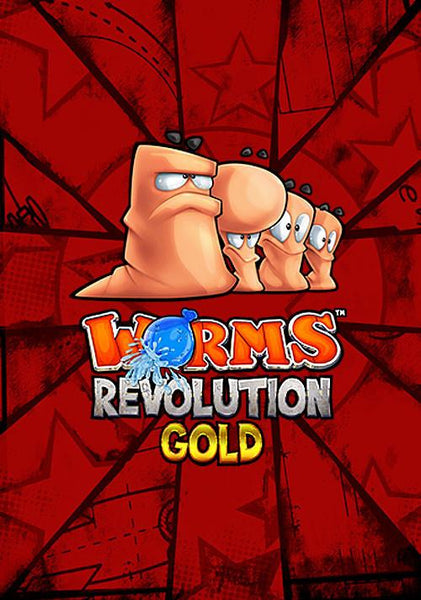 Worms Revolution Gold - Oynasana