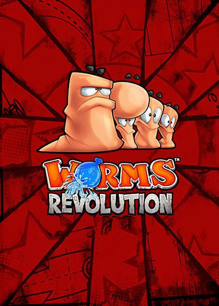 Worms Revolution - Oynasana