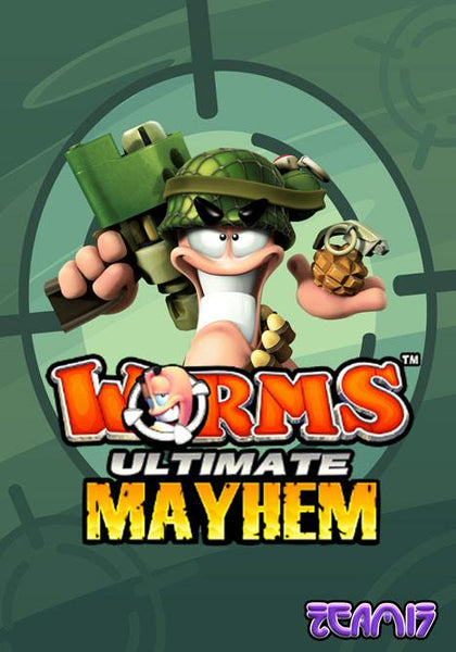 Worms Ultimate Mayhem - Oynasana