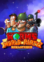 Worms World Party Remastered - Oynasana
