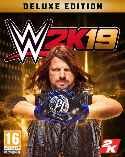 WWE 2K19 DIGITAL DELUXE EDITION - Oynasana