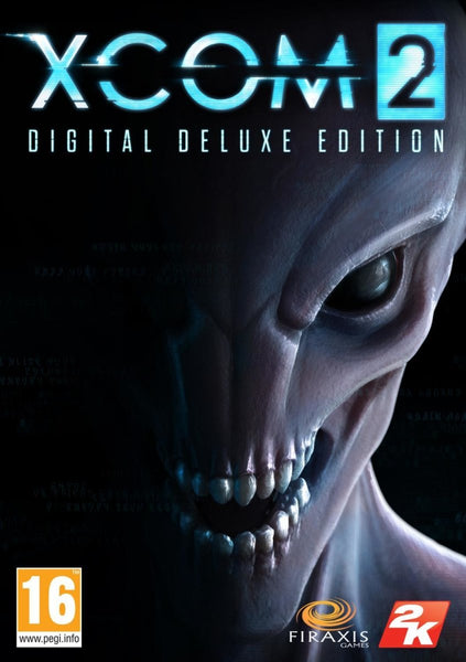 XCOM 2 Digital Deluxe Edition - Oynasana