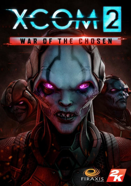 XCOM 2: War of the Chosen - Oynasana