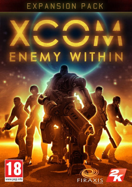XCOM: Enemy Within - Oynasana