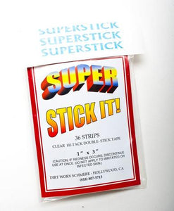 Super Stick It! - Dependable Expendables