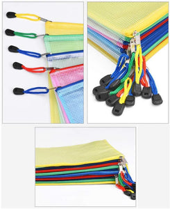 Zipper Bag Pouch for Wireless Mic Organization - Dependable Expendables