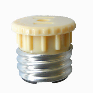 15A Light Socket to Outlet Adapter - Dependable Expendables