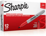 Sharpie, Fine Point - Dependable Expendables