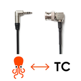 Tentacle to Right-Angle BNC Cable - Dependable Expendables