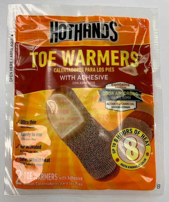 HotHands Toe Warmers, per pair - Dependable Expendables