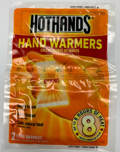 HotHands Hand Warmers, per pair - Dependable Expendables