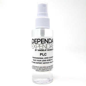 PLC - Professional Lens Cleaner - Dependable Expendables