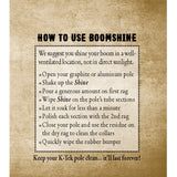 K-tek Boomshine Kit - Dependable Expendables