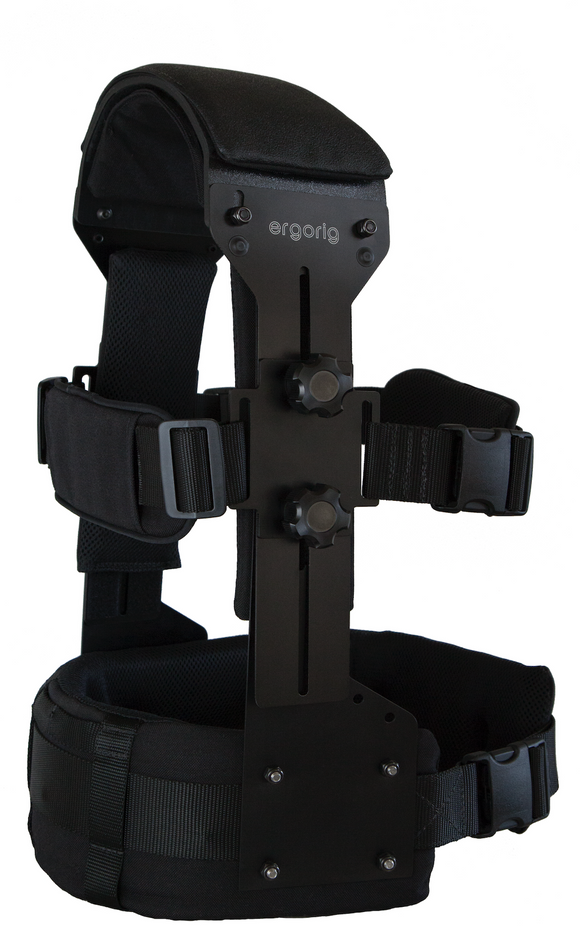 Cinema Devices Ergorig Lightweight Body Mounted Harness - Dependable Expendables