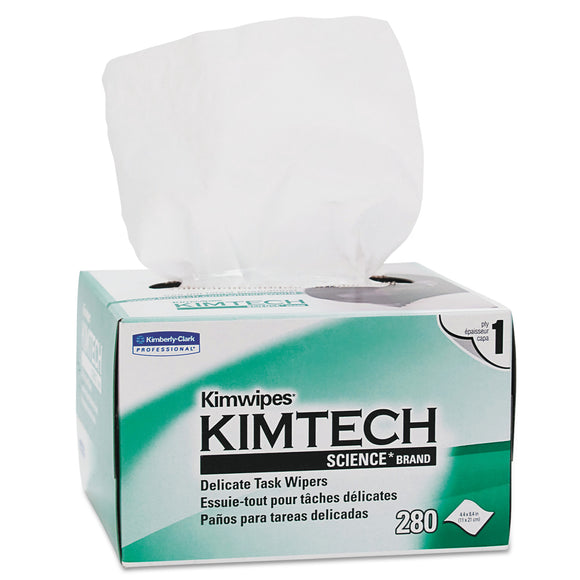 Kimtech Kimwipes Optics Task Wipers - Dependable Expendables
