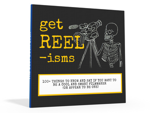get REELisms Book - Dependable Expendables