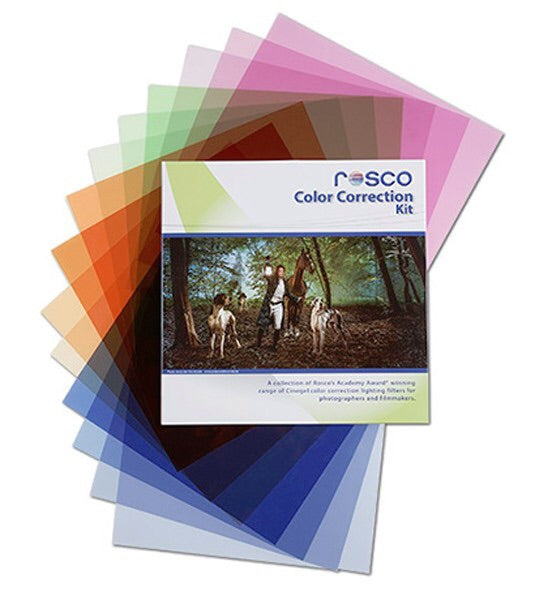 Rosco Color Correction Kit - Dependable Expendables