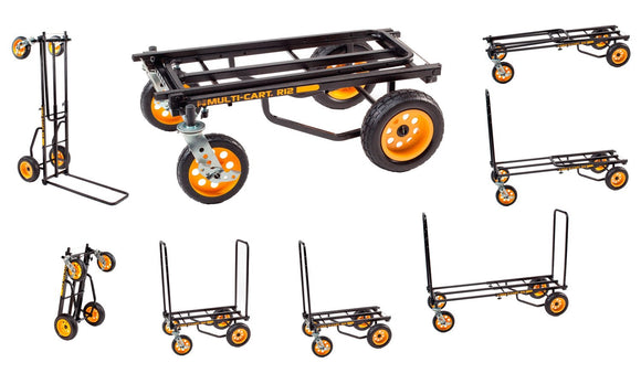 Rock-N-Roller Multi-Cart - Dependable Expendables