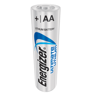 Energizer Ultimate Lithium AA Battery - Dependable Expendables
