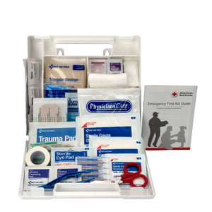 10-person First Aid Kit - Dependable Expendables