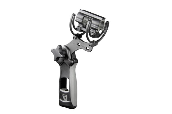 Rycote Softie Lyre Mount with Pistol Grip - Dependable Expendables