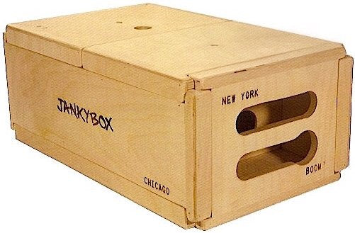 Jankybox Collapsible Apple Box - Dependable Expendables