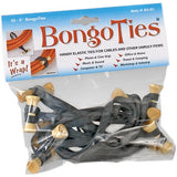 Bongo Ties (10pk) - Choose Color - Dependable Expendables