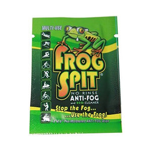 Frog Spit Anti-fog Wipes - Dependable Expendables