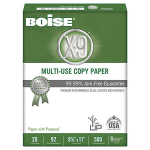 Multi-Use Copy Paper Ream - Dependable Expendables