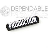 Headset Tagz Surveillance Nameplate - Dependable Expendables