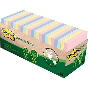 Post-it Notes, Standard Size, 24 pack - Dependable Expendables