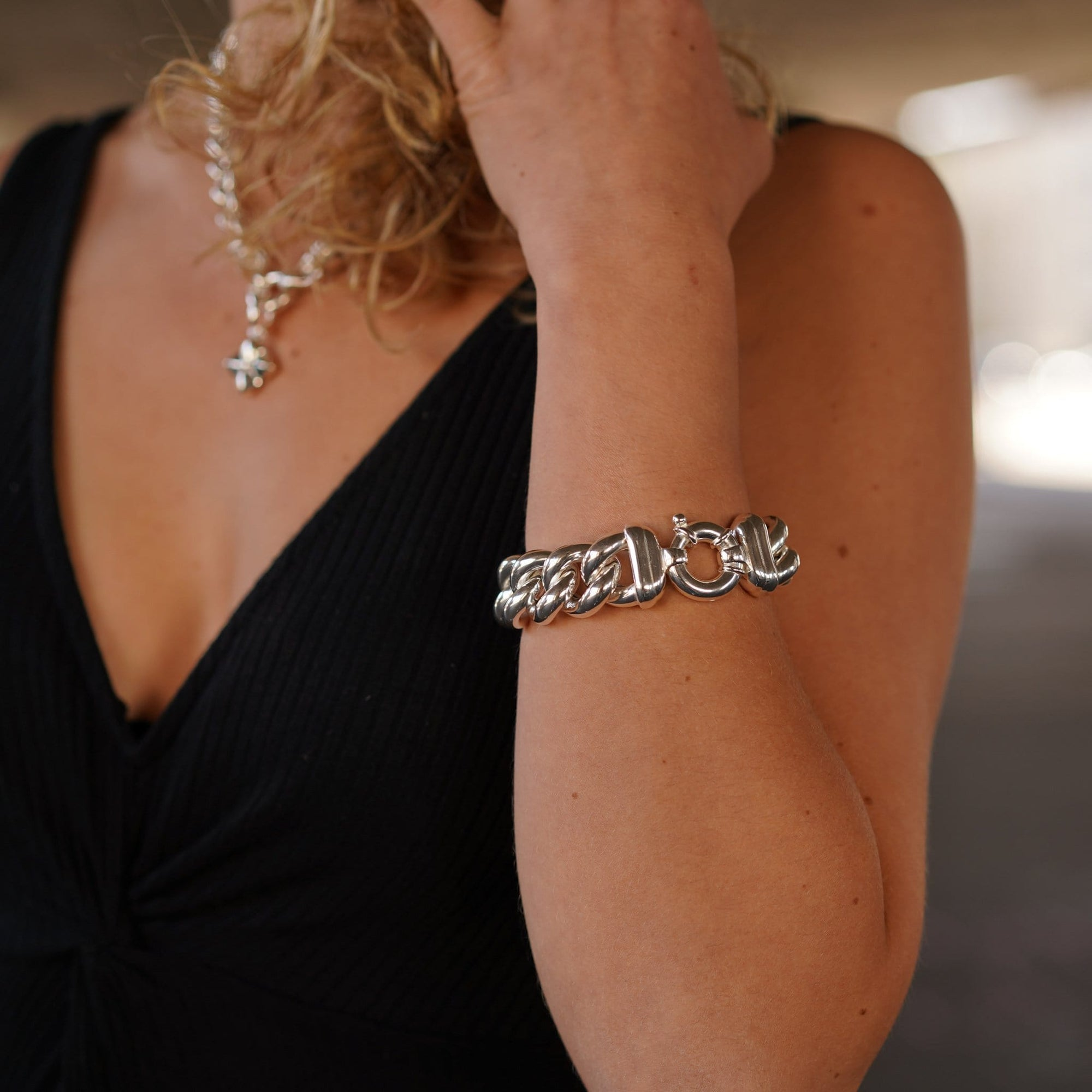 Paola Armband Silber I STEINLINS