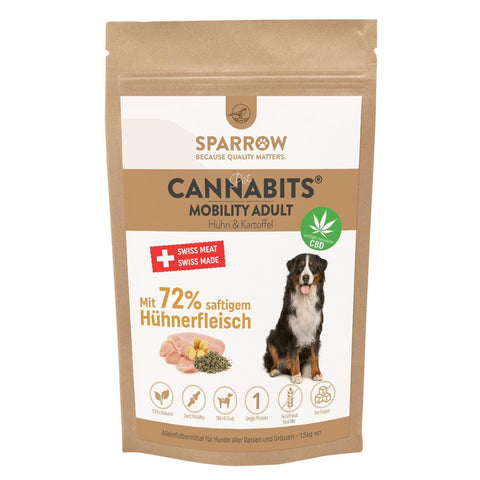 CannaBits Mobility Adult für Hunde - CBD Discounter