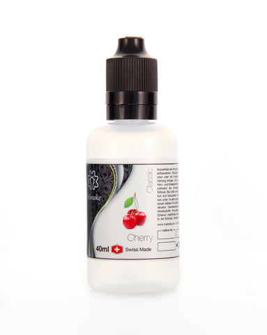 InSmoke Liquid 40ml Cherry 0mg Swiss Made - CBD Discounter