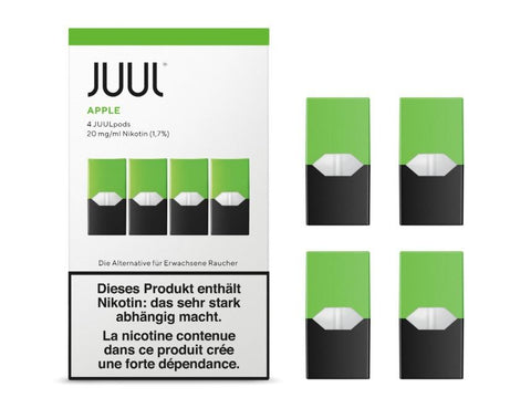 JUULpods Apple - CBD Discounter