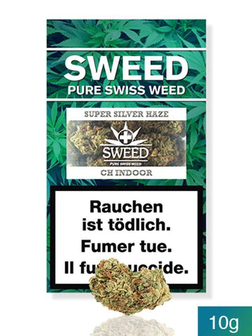 Super Silver Haze Indoor - CBD Discounter