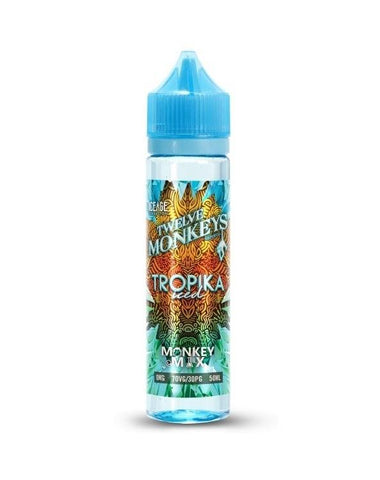 Twelve Monkeys Liquid 50ml Tropika Iced 0mg