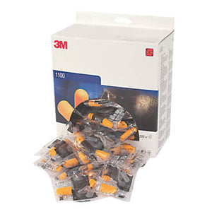 3M 1100 Earplugs