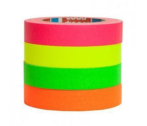 Gaffer Tape | Fluorescent  Hiviz Highlight Tape Multipack | Tesa 4671