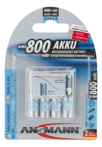 Rechargeable Battery | maxE | Ansmann