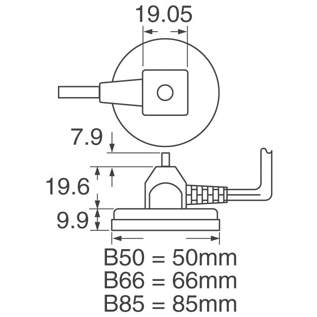 Remote SMA Antenna for Anemometer – Event Production Supplies