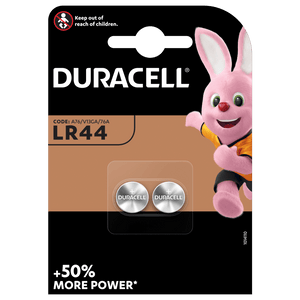 LR44 | Coin Cell Battery | Duracell